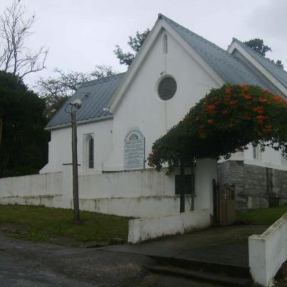 Eastern Cape, ALEXANDRIA, Anglican Church