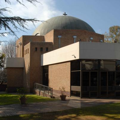 Gauteng, Johannesburg, MELROSE, Pantanassa, Greek Orthodox Church