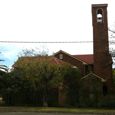 Gauteng, Johannesburg, ROBERTSHAM, All Saints Anglican Church