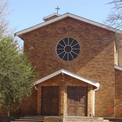 Gauteng, NIGEL, Anglican Church