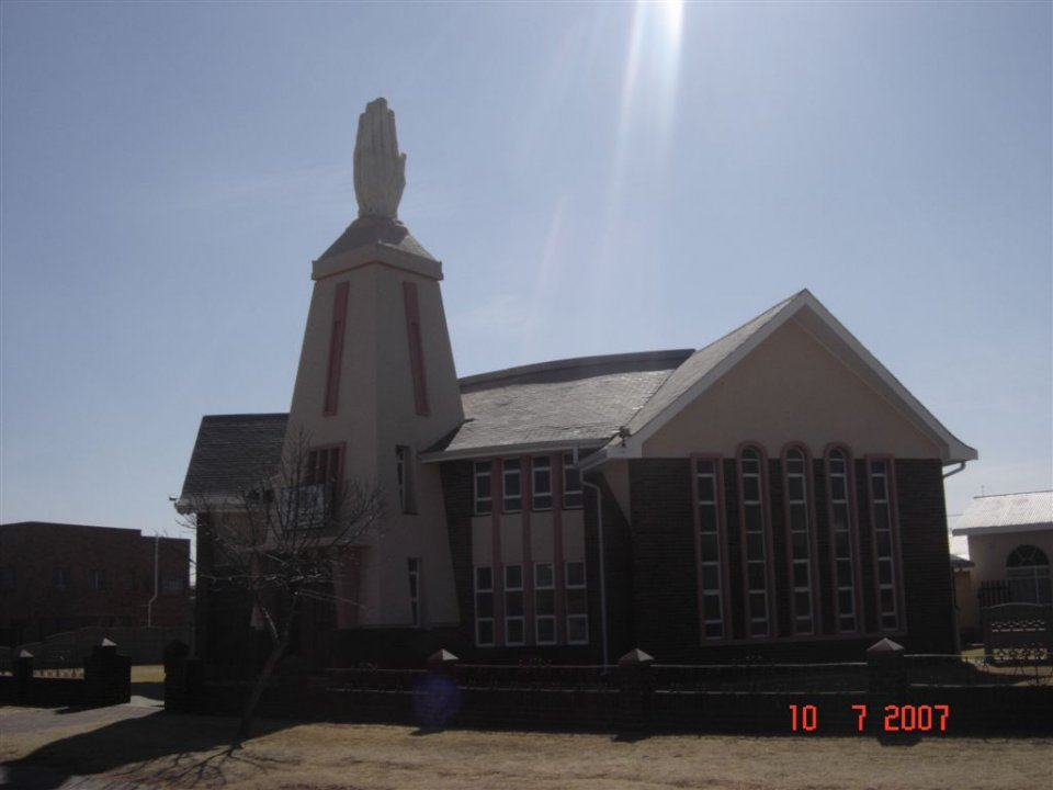 Gauteng, NIGEL, Living Waters, Apostolic Faith Mission Church