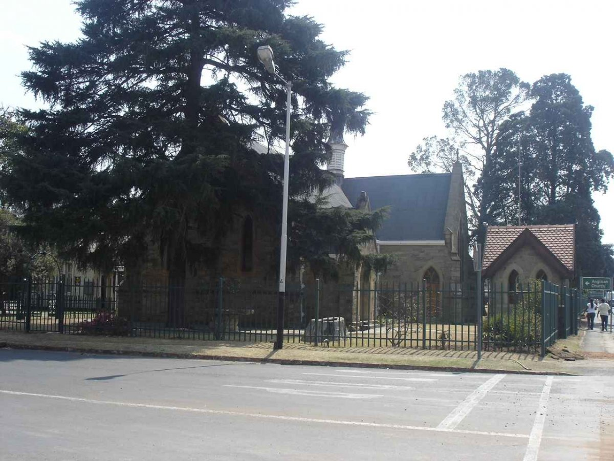 KZN-LADYSMITH-Anglican-Church
