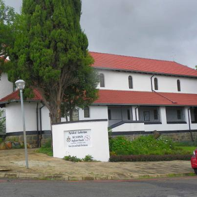Mpumalanga, BARBERTON, All Saints, Anglican Church