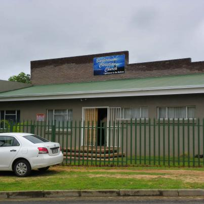 Mpumalanga, BARBERTON, Christian Church