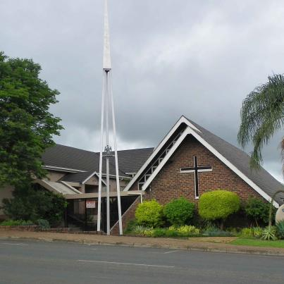 Mpumalanga, BARBERTON, Methodist Church