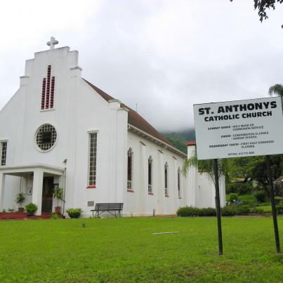 Mpumalanga, BARBERTON, St. Anthony's Catholic Church