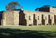 Weskaap, BONNIEVALE, Mary Myrtle Rigg Memorial Church
