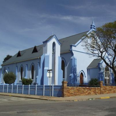 Weskaap, RIVERSDAL, St Andrew's, Anglican Church