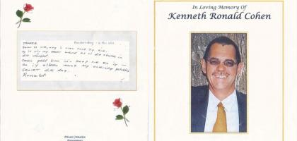 COHEN-Kenneth-Ronald-1959-2011