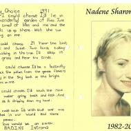 INTRONA, Nadine Sharon 1982-2001_01