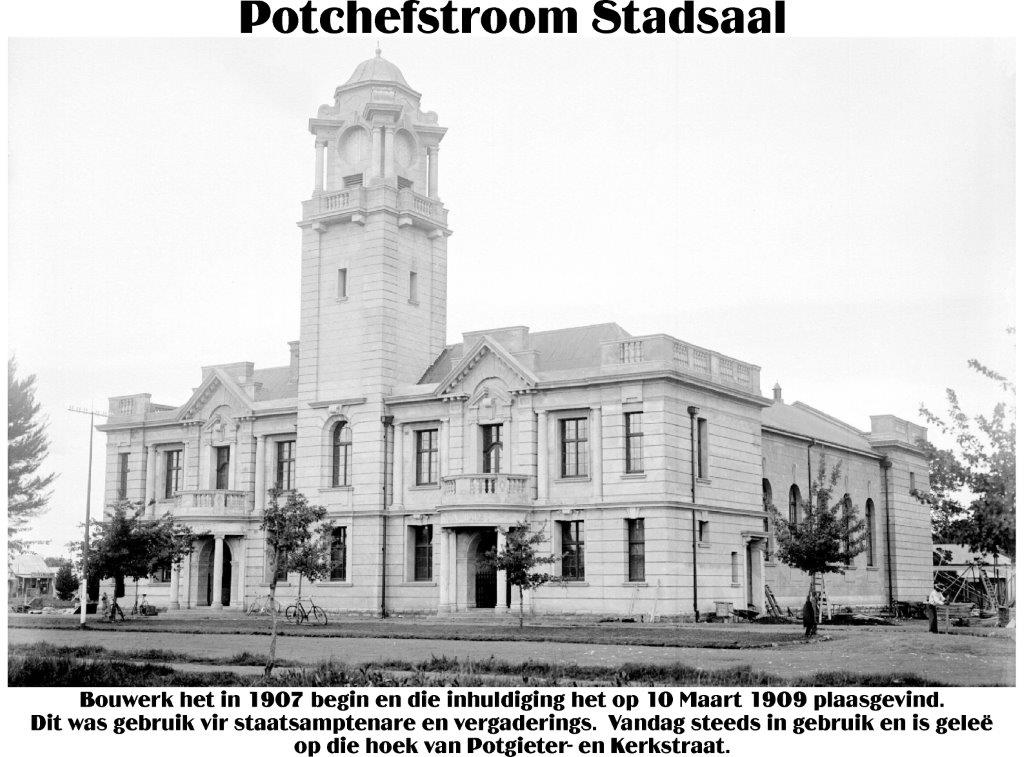 Potch Stadstaal