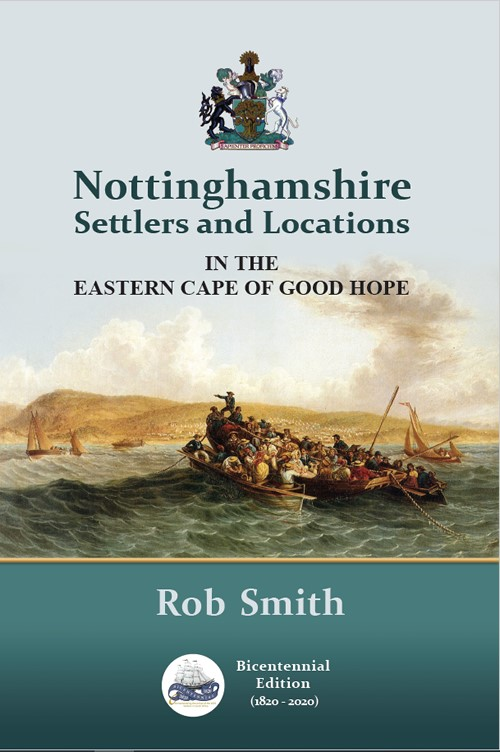 Nottinghamshire Settlers and Locations