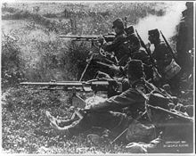 7. machine gun attack on bosdech and friends